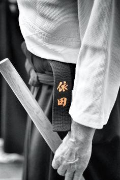 blach belt